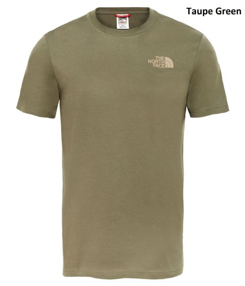 The North Face Mens Redbox T-Shirt - Cotton Tee